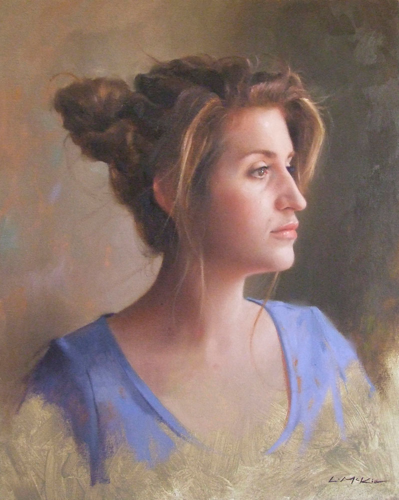 Lucy McKie Ellina