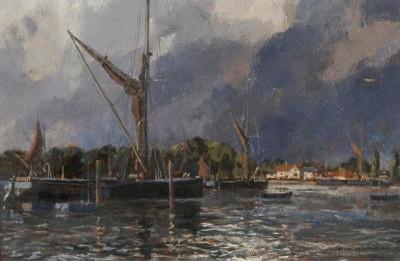 Cavendish Morton RI ROI 1911 – 2015