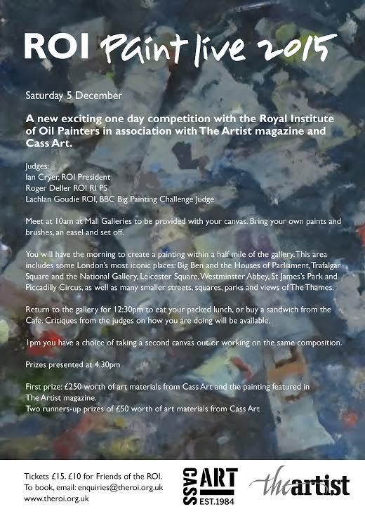 ROI paint event details