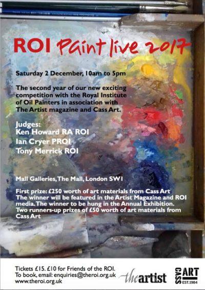 ROI Paint Live 2017