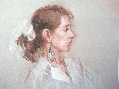 Philip James ROI Painting a Portrait (workshop)