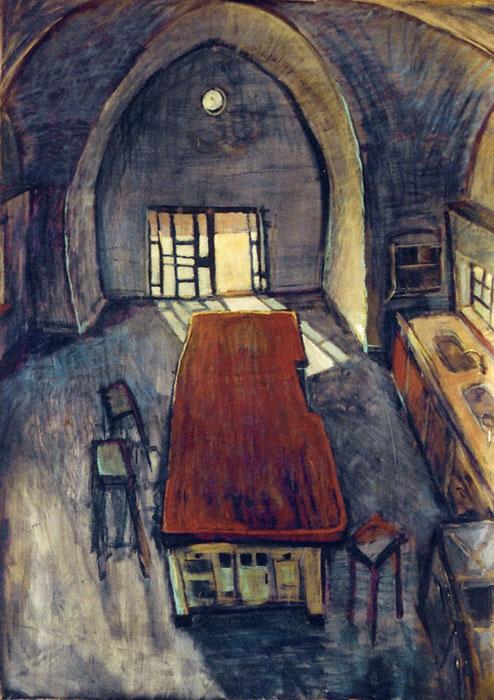 Ein Hod Kitchen