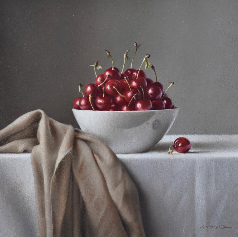 Late Season's Cherries
