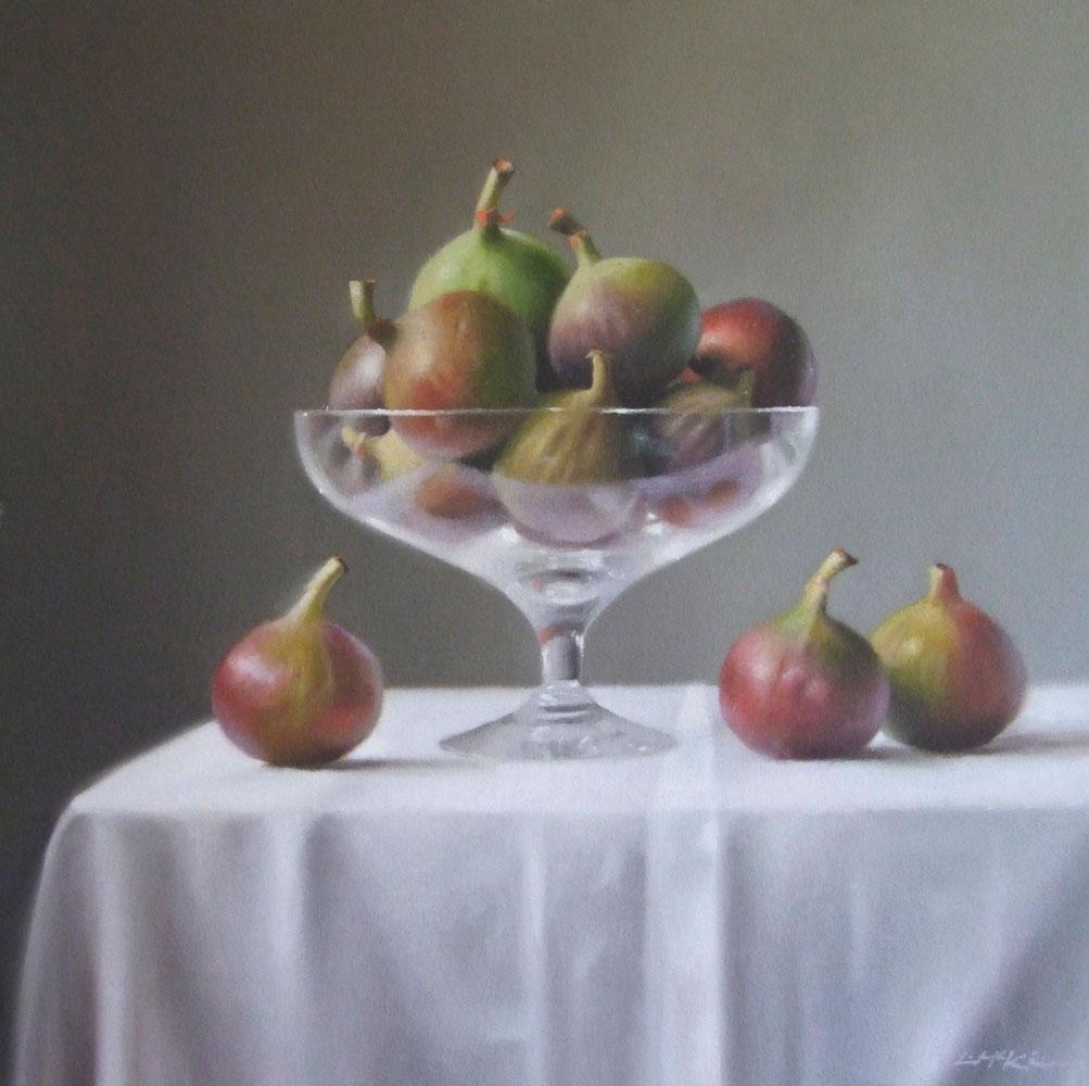 Lucy McKie Unripe Figs