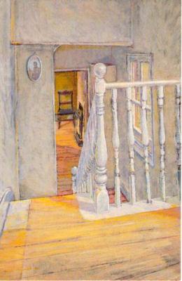 interior in Hampstead
