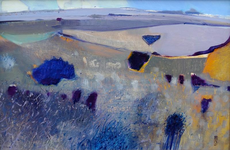 Chalk landscape, Dorset