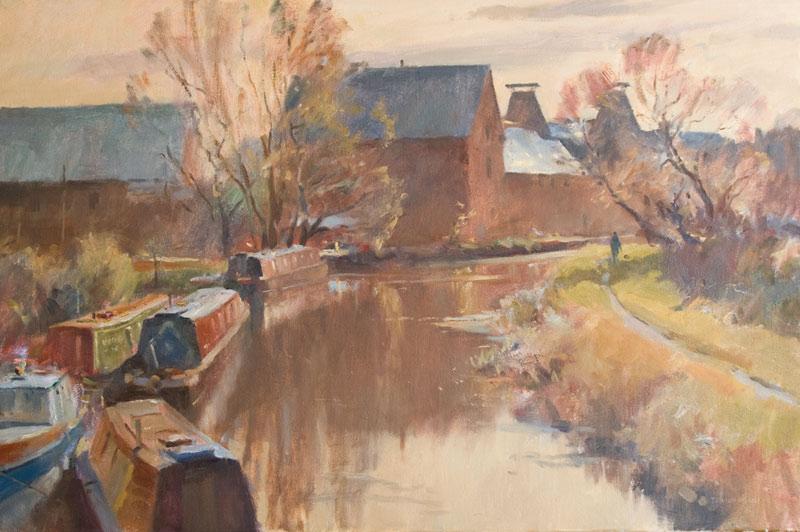 River Stort, Sawbridgeworth