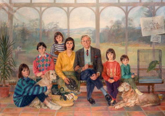 Yerburgh family