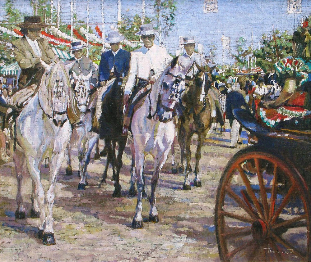 syrett_the_horse_fair_sevlle