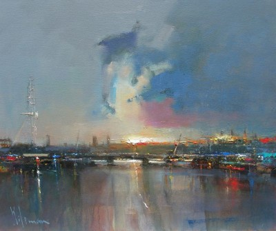 "Peter Wileman – ""Into the Light"", Solo Exhibition"