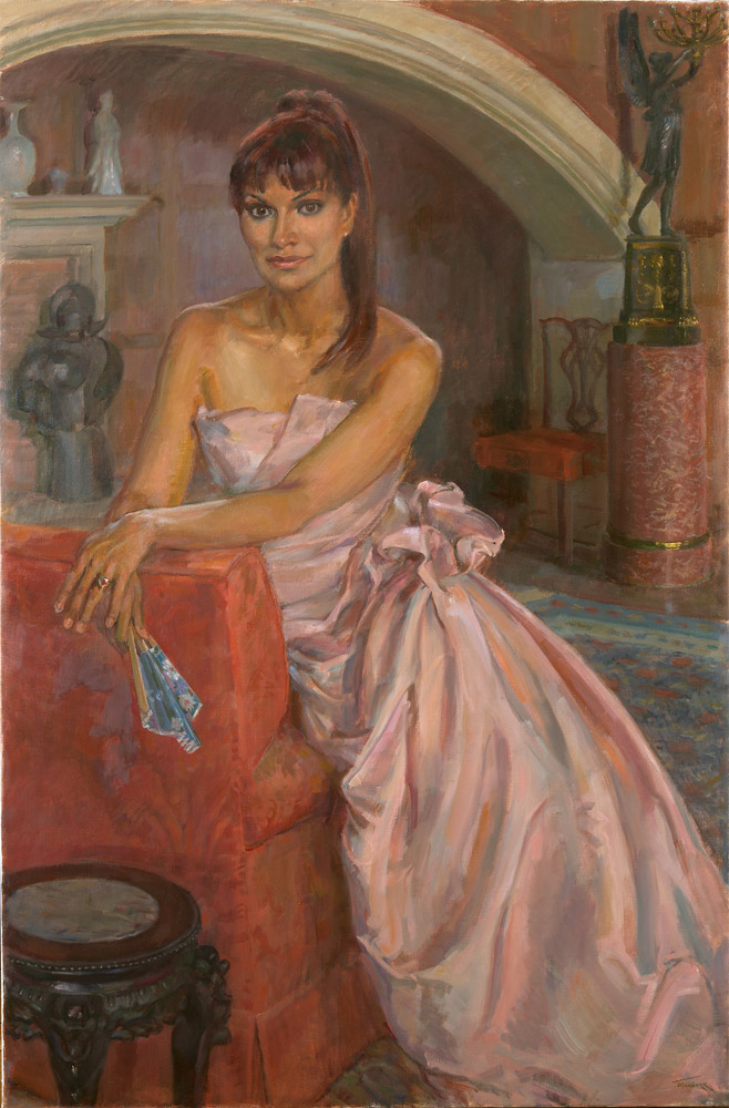 June Mendoza AO OBE ROI RP Recent Projects