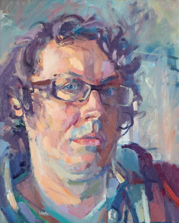 Farmer-Andrew-Self Portrait
