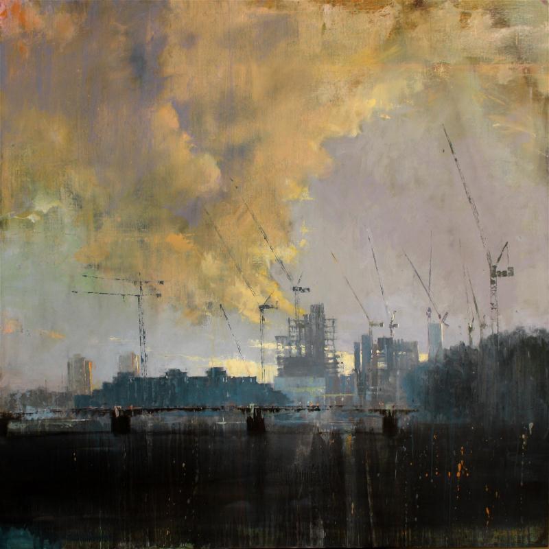 Walker-David-From Lambeth Bridge