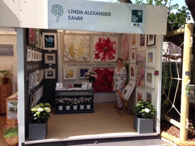 Linda Alexander AROI – RHS Chelsea