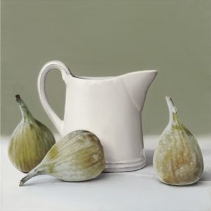 Painting - Still Life with Figs2