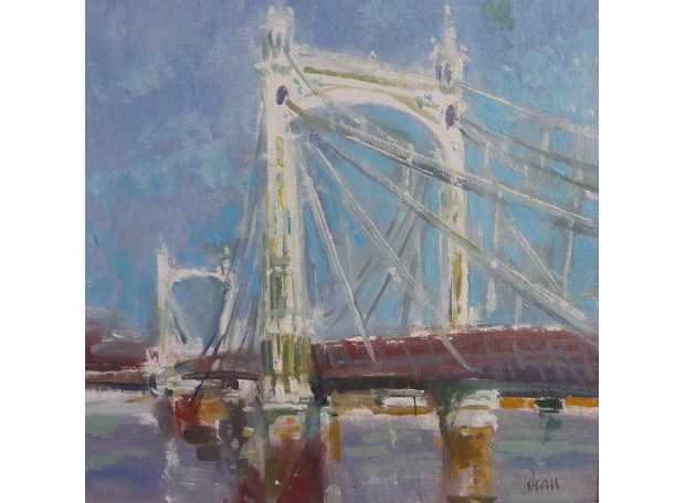 Bill Dean - 'Albert Bridge'