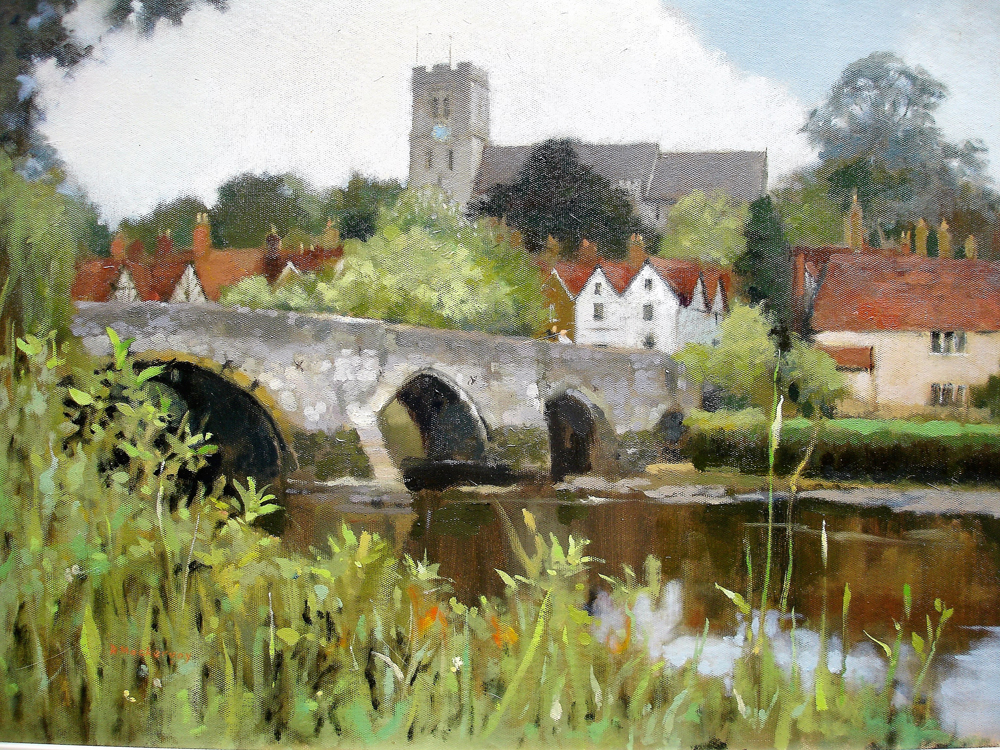 Bridge at Alresford