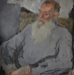'Bernard' by Julia Hawkins