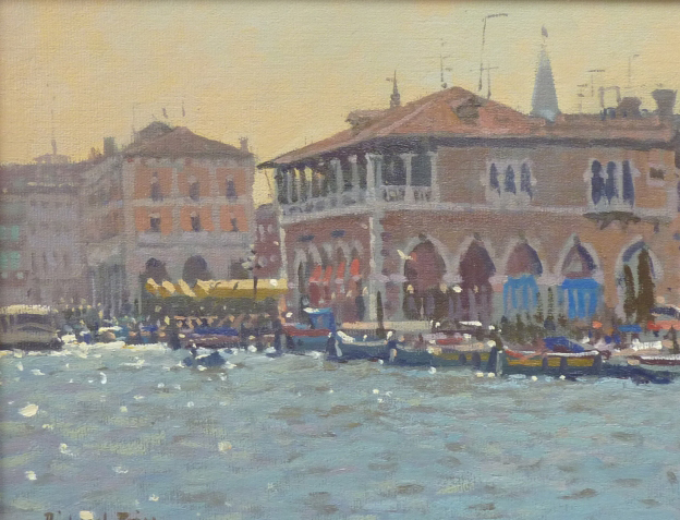 Grand Canal, Morning