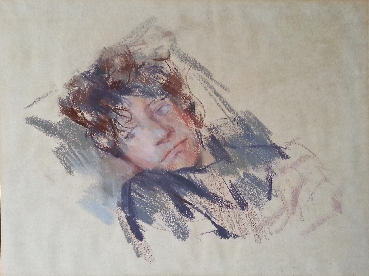 Philip James ROI 'Completing the Portrait' (workshop)