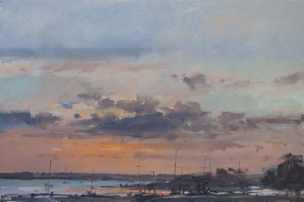 Alresford sunset by Graham Webber