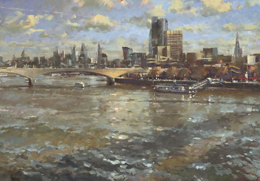 John Walsom ROI – solo exhibition