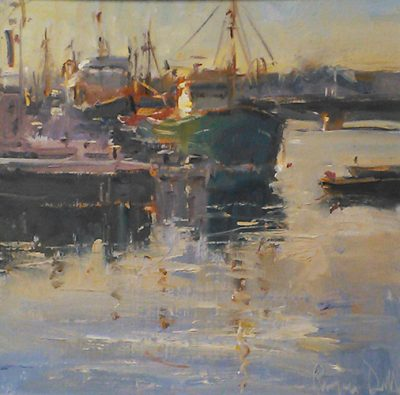 Roger Dellar wins prize at Art in the Open, Wexford