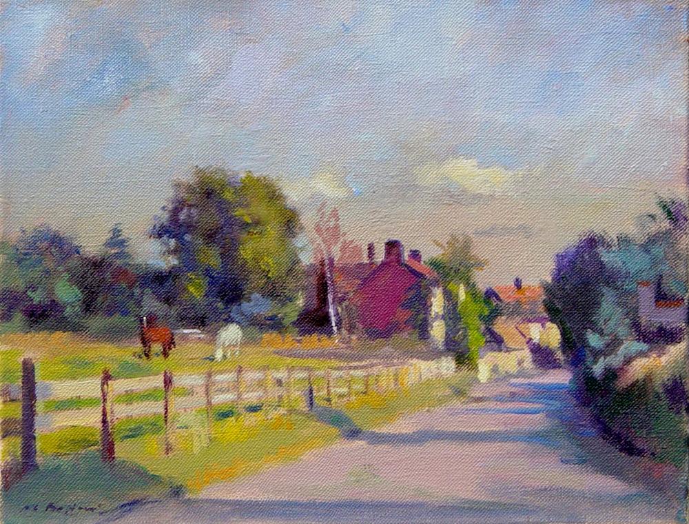 Farm Maulden, Bedfordshire, by Pier Luigi Baffoni