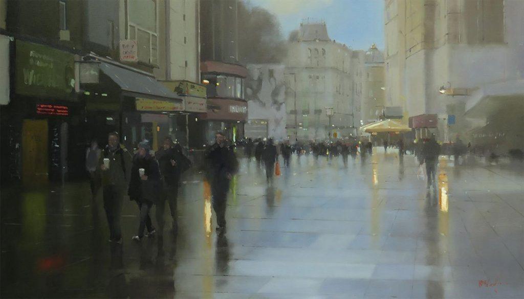 Michael John Ashcroft AROI – Shortcut via Leicester Square (The Alan Gourley Memorial Award)