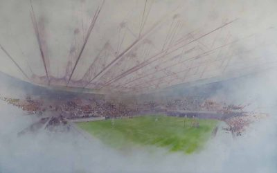 Luis Morris ROI – Wimbledon tennis All-England club project