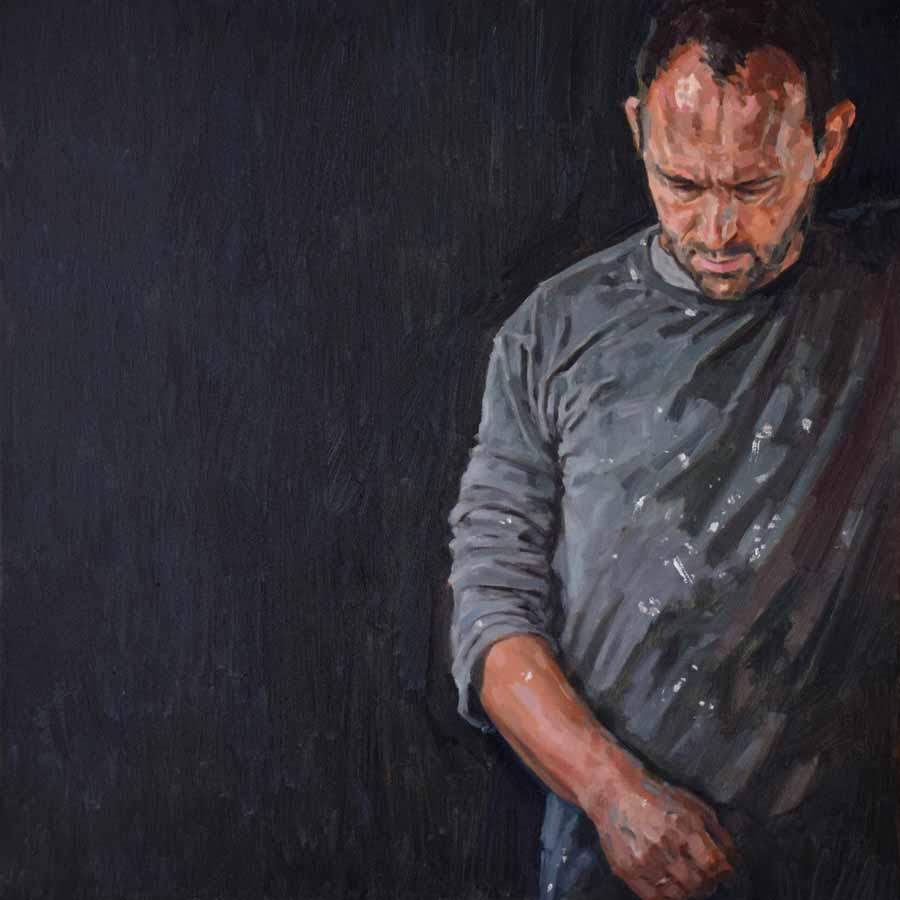 Gregory Mason Self Portrait