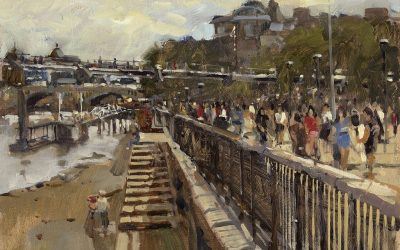 John Walsom ROI – 'New Landscapes' exhibition