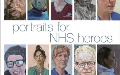 ROI members participate in NHS 'Portraits for Heroes' initiative