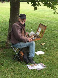 Roger Ferrin ROI at Green Park (July 2021)